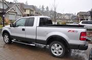 2006 Ford F-150 FX4 ONLY 15, 000kms