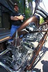 2009 Gangster Life Custom Chopper