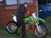 2003 Kx250