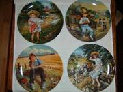 Collec. Plates-Stewart Sherwood's Reflections on a Canadian Childhood