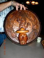 Antique 110 year old Solid Oak Barrel