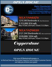 DC Marketing Open House May 14/15