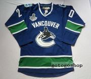 free shipping  Stanley Cup Vancouver Canucks #20 Chris Higgins jersey