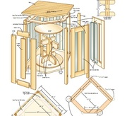 Free Woodworking Plans - Download 100 Woodworking Plans in 1-click