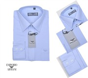 Long-sleeved shirt Armani  Armani Classic men's business casual shirt