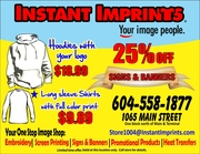Boost Your Company's Image through Banners Vancouver