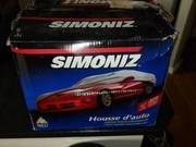 simoniz car cover  as new in box