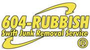 Friendly,  Courteous & Efficient Trash Removal Services