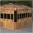 Quality Cedar Garden Shed in Abbotsford