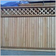 Cedar Fence Panels & High Standard Fencing Services