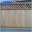 Cedar Fence Panels & High Standard Fencing Services