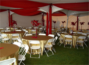 Quality Party Tent Rentals for your festivities