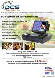 Point of Sale Systems for Retail Store and Restaurant Vancouver,  BC