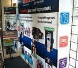 Appealing Trade Show Signs in Vancouver