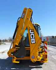 JCB 3CX ECO T-Max Easy Control