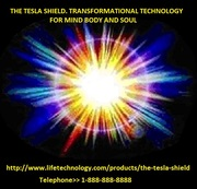 The Tesla Shield™. Transformational Technology For Mind Body And Soul