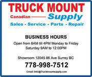 Certified Carpet Cleaning Truckmount Mechanics
