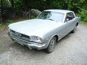 1966 Mustang Coupe - Excellent Restoration Car