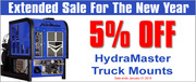 Truckmount Cleaning Supplies Inc.  2015 - Sale Ends Soon!