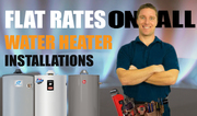 Water Heater Vancouver,  Hot Water Tank Repair,  Tankless Water Heater V