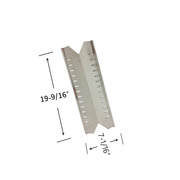 Shop Stainless Steel Heat Shield for Broil Mate,  Master Forge Grills