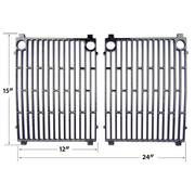 Shop Porcelain Cast Iron Cooking Grate For Coleman Gas Grill Models