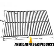 Cast Iron Cooking Grid For Weber,  Kalamazoo,  Kenmore,  Nexgrill Models