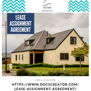 Prepare your lease assignment agreement(CANADA) with  legal document c