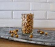 vancouver healthy foods, (salt n' vinegar chickpeas)