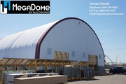 MegaDome Structures – A Reliable Name for Industrial Storage Buildings