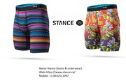 Stance Socks & underwear