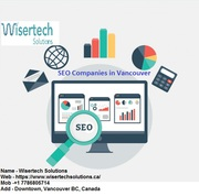 SEO Services in Canada | SEO Agency in Vancouver - Wisertech Solutions