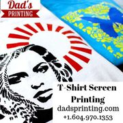 Custom T-shirt Printing: Ideas To Reality!