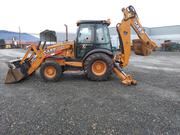 2013 CASE-580SM WT BACK HOE
