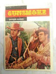 1958 GUNSMOKE TV WESTERN #8 JAMES ARNESS & CHESTER