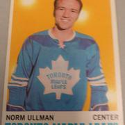1970-71 TOPPS #31 NORM ULLMAN Toronto Maple Leafs