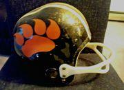 1964 Vintage CFL helmet BC LIONS Willie Fleming? Replica?