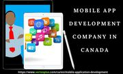 Mobile Application Developer in Canada- VertexPLus Canada