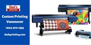 Experienced Printing Contractor In Vancouver