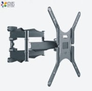 Articulating 6 Arms TV Wall Mount Full Motion Tilt Bracket TV Rack