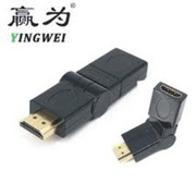 HDMI Connector Male to HDMI Female Adapter Converter