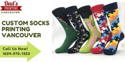 Promote Your Brand With Custom Socks