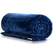 The Hush Weighted Throw Blanket | BedBreeZzz