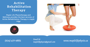 Active Rehabilitation Therapy | Maple Life Physiotherapy and Wellness