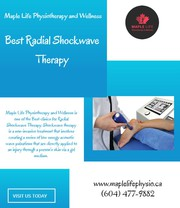 Best Radial Shockwave Therapy