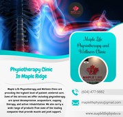 Physiotherapy Clinic In Maple Ridge