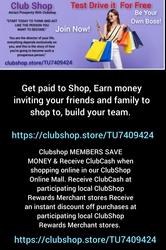 Club  Shop Rewards
