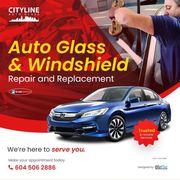 Car Glass Repair & Replacement Services | Cityline Auto Glass