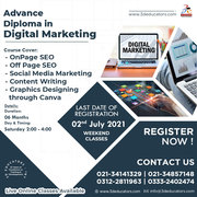 Join our new Batch of Digital Marketing !!