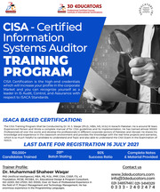 CISA - Certified System Auditor